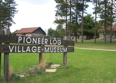 Reedsburg-Pioneer-Village-Museum-Sign